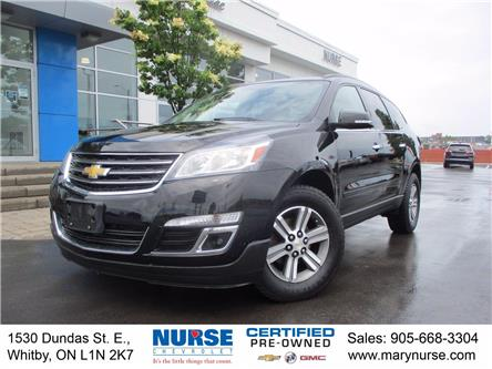 2017 Chevrolet Traverse 1LT (Stk: 21K142A) in Whitby - Image 1 of 27