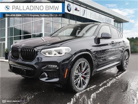 2021 BMW X4 M40i (Stk: 0255) in Sudbury - Image 1 of 24
