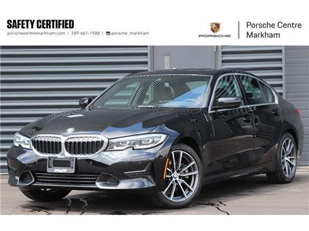 2020 BMW 330i xDrive (Stk: PU0107) in Markham - Image 1 of 21