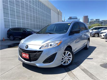 2012 Mazda Mazda5 GS (Stk: Y22032B) in Toronto - Image 1 of 26