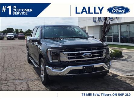 2021 Ford F-150 Lariat (Stk: FF27562) in Tilbury - Image 1 of 10