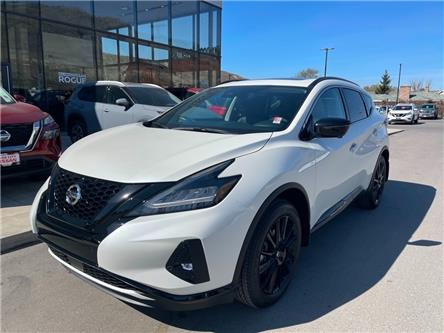 2021 Nissan Murano Midnight Edition (Stk: T21194) in Kamloops - Image 1 of 27