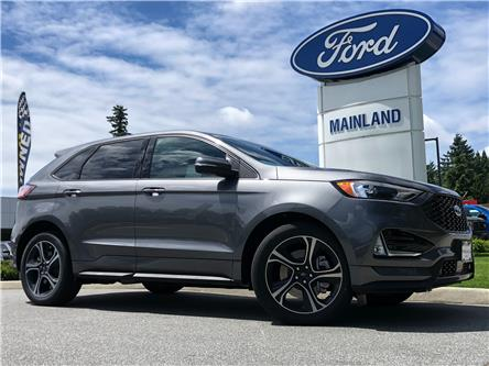 2021 Ford Edge ST (Stk: 21ED9434) in Vancouver - Image 1 of 30