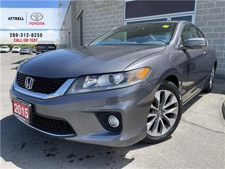 2015 Honda Accord Coupe EX (Stk: 49778A) in Brampton - Image 1 of 21