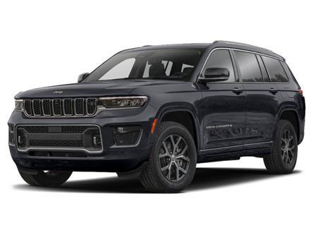2021 Jeep Grand Cherokee L Overland (Stk: M8147945) in Orillia - Image 1 of 2