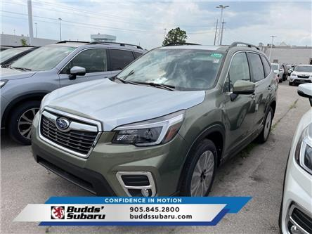 2021 Subaru Forester Limited (Stk: F21116) in Oakville - Image 1 of 5