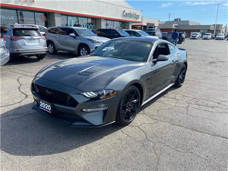 2020 Ford Mustang  (Stk: 2107271) in Cambridge - Image 1 of 15