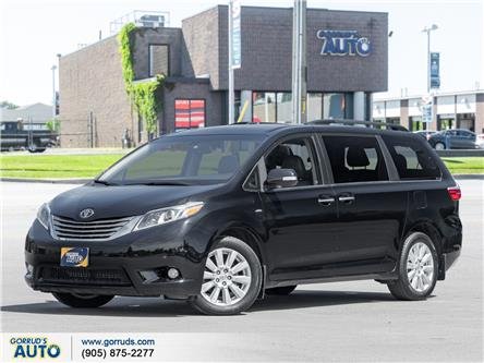 2017 Toyota Sienna Limited 7-Passenger (Stk: 186659) in Milton - Image 1 of 27