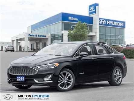 2019 Ford Fusion Hybrid Titanium (Stk: 227431) in Milton - Image 1 of 22