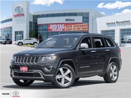 2016 Jeep Grand Cherokee Limited (Stk: 402254) in Milton - Image 1 of 24