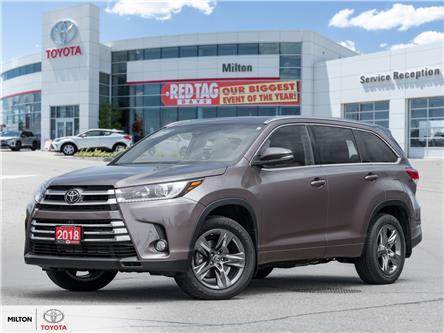 2018 Toyota Highlander Limited (Stk: 811122) in Milton - Image 1 of 27