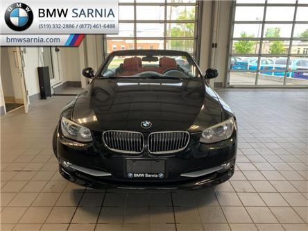 2013 BMW 335i  (Stk: BU898) in Sarnia - Image 1 of 10