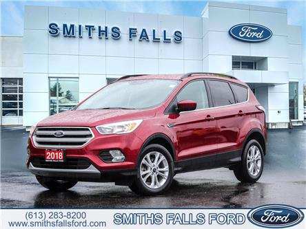 2018 Ford Escape SE (Stk: 2018A) in Smiths Falls - Image 1 of 26