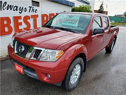 2019 Nissan Frontier SV (Stk: 21-285) in Oshawa - Image 1 of 13