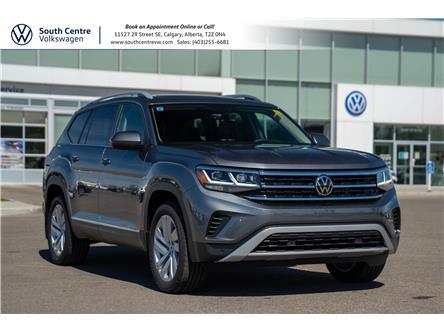 2021 Volkswagen Atlas 2.0 TSI Highline (Stk: 10318) in Calgary - Image 1 of 44