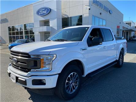 2018 Ford F-150 XLT (Stk: OP21196) in Vancouver - Image 1 of 28
