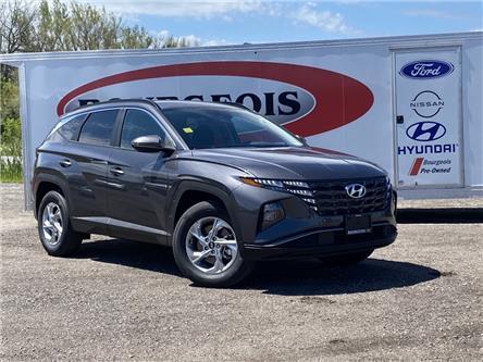 2022 Hyundai Tucson Preferred (Stk: 22TC28) in Midland - Image 1 of 12