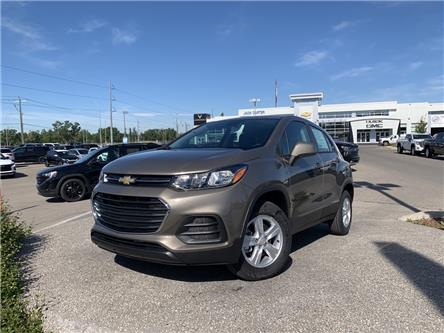 2021 Chevrolet Trax LS (Stk: MB367673) in Calgary - Image 1 of 25