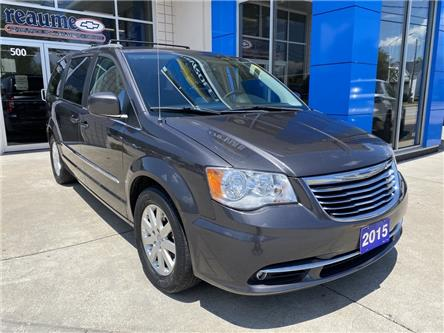2015 Chrysler Town & Country Touring (Stk: 21-0115A) in LaSalle - Image 1 of 19