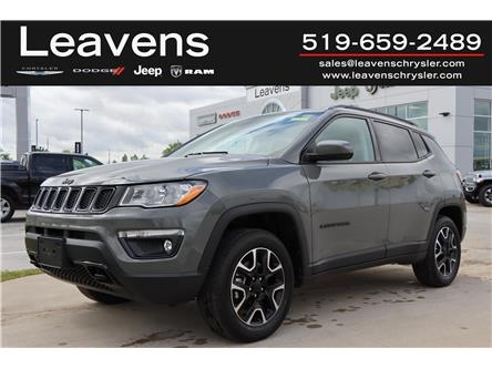 2021 Jeep Compass Sport (Stk: LC21283) in London - Image 1 of 24