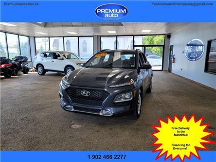 2018 Hyundai Kona 2.0L Preferred (Stk: 163305) in Dartmouth - Image 1 of 21