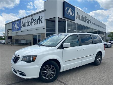 2016 Chrysler Town & Country S (Stk: 16-86089JB) in Barrie - Image 1 of 45