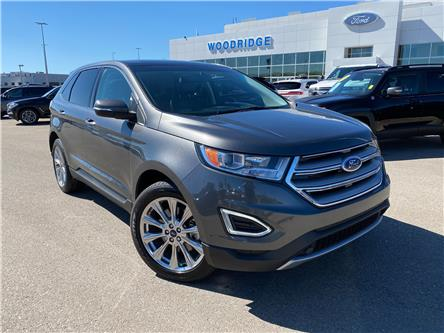 2017 Ford Edge Titanium (Stk: M-632A) in Calgary - Image 1 of 20