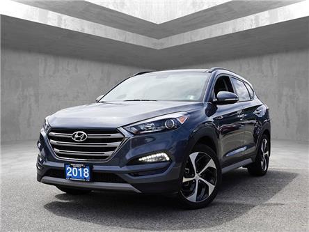 2018 Hyundai Tucson  (Stk: 9691B) in Penticton - Image 1 of 21