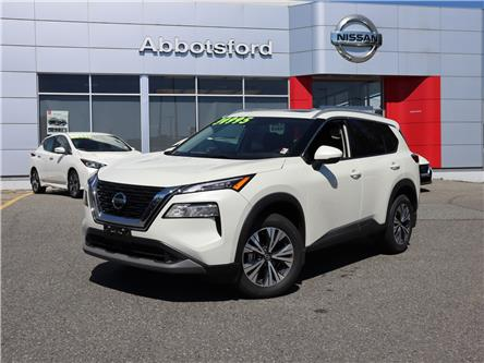 2021 Nissan Rogue SV (Stk: A21121A) in Abbotsford - Image 1 of 29
