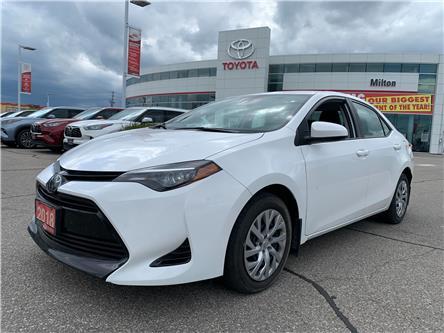 2018 Toyota Corolla LE (Stk: 116908) in Milton - Image 1 of 11