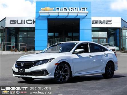 2020 Honda Civic Sport (Stk: 6378S) in Burlington - Image 1 of 29