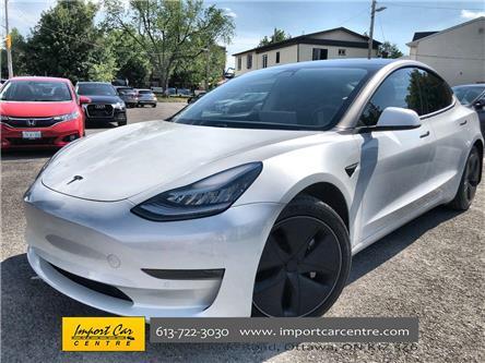 2020 Tesla Model 3 Long Range (Stk: 643111) in Ottawa - Image 1 of 26