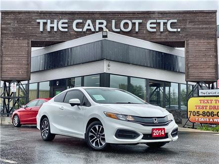 2014 Honda Civic EX (Stk: 21332) in Sudbury - Image 1 of 25