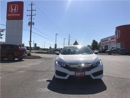 2017 Honda Civic LX (Stk: L17028) in Kingston - Image 1 of 14