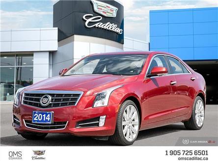 2014 Cadillac ATS 3.6L Premium (Stk: SB1050A) in Oshawa - Image 1 of 24