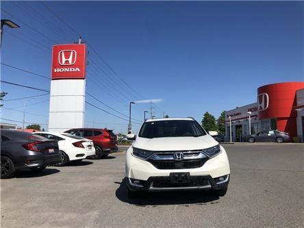 2018 Honda CR-V Touring (Stk: 21P098) in Kingston - Image 1 of 14