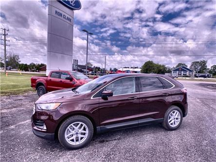 2021 Ford Edge SEL (Stk: 15968) in Wyoming - Image 1 of 26