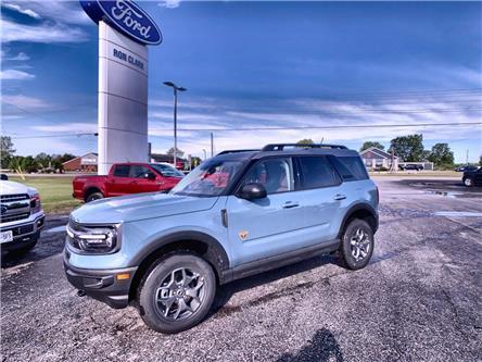 2021 Ford Bronco Sport Badlands (Stk: 15982) in Wyoming - Image 1 of 26