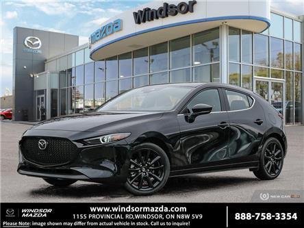 2021 Mazda Mazda3 Sport GT w/Turbo (Stk: M341210) in Windsor - Image 1 of 23