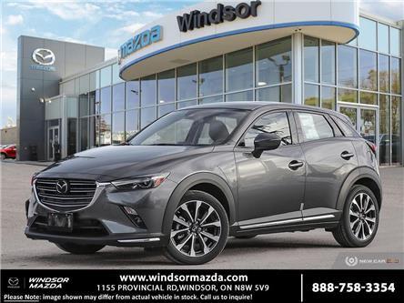 2021 Mazda CX-3 GT (Stk: C314175) in Windsor - Image 1 of 22