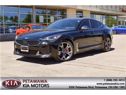 2020 Kia Stinger GT Limited w/Red Interior (Stk: P0124) in Petawawa - Image 1 of 30