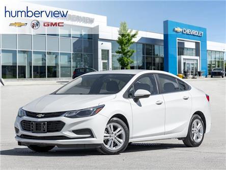 2018 Chevrolet Cruze LT Auto (Stk: 202630DP) in Toronto - Image 1 of 20
