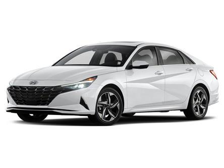 2021 Hyundai Elantra HEV Preferred (Stk: MU010532) in Mississauga - Image 1 of 2