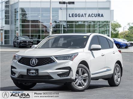 2021 Acura RDX Platinum Elite (Stk: 21454) in Burlington - Image 1 of 25