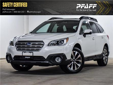 2017 Subaru Outback 3.6R Limited (Stk: V5921A) in Newmarket - Image 1 of 22