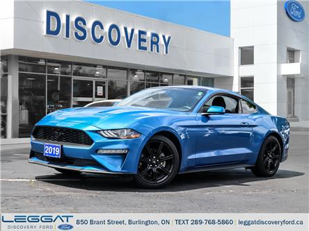 2019 Ford Mustang  (Stk: 19-55115-T) in Burlington - Image 1 of 19