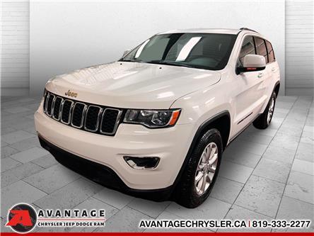 2021 Jeep Grand Cherokee Laredo (Stk: 41144) in La Sarre - Image 1 of 26