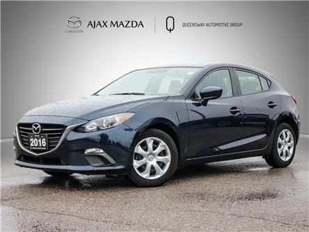 2016 Mazda Mazda3 Sport GX (Stk: 21-1593TA) in Ajax - Image 1 of 25