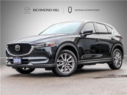 2019 Mazda CX-5 GT (Stk: 21-222A) in Richmond Hill - Image 1 of 28
