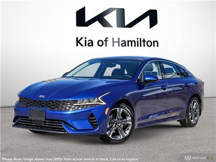 2021 Kia K5 EX (Stk: K521000) in Hamilton - Image 1 of 23